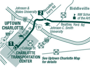Jcsu Campus Map.Easy Directions Parking Public Transit Tips For This Year S Film